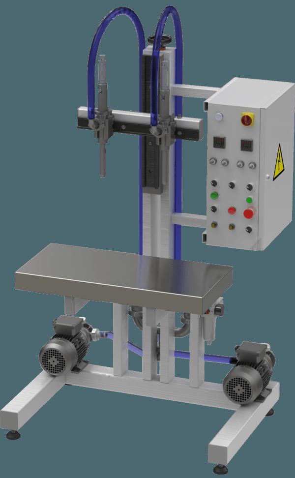 Дискретний дозатор FlexN10Sx2