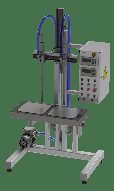 Весовой дозатор FlexW15SMx2