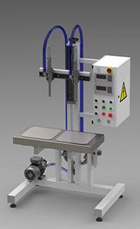 Весовой дозатор FlexW15Sx2