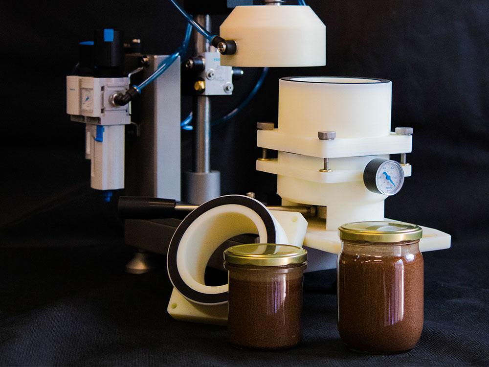 укупорочная машина Capper-PV для пищевой промышленности