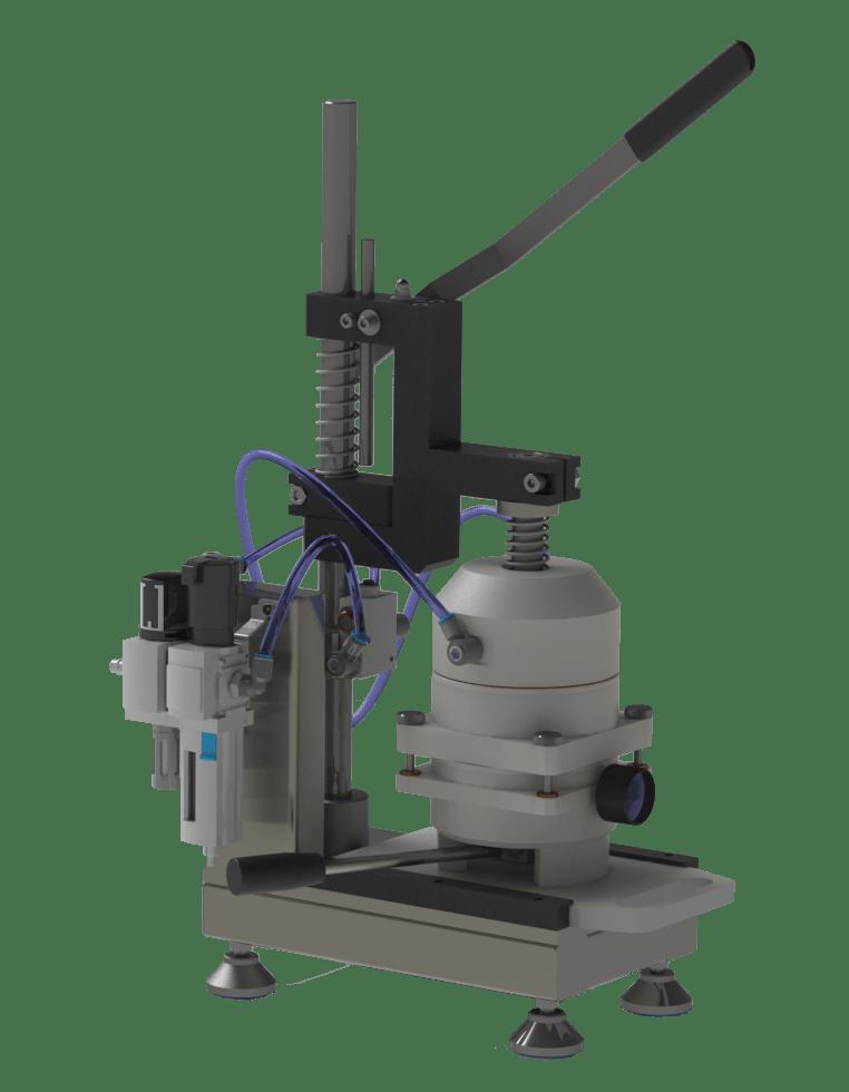 Вакуумна укупорочна машина Сapper РV