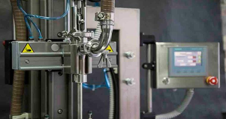 Дозирующее оборудование для химической индустрии: производство акриловых красок